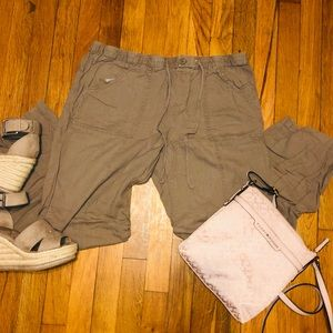 NY & Co Taupe Colored Pants